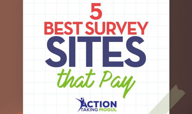 Best Survey Sites That Pay