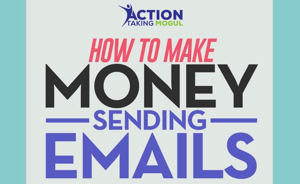 how to make money sending emails