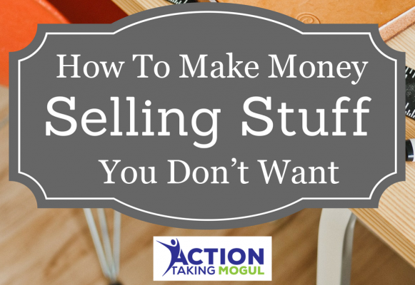 make money selling stuff you don't want