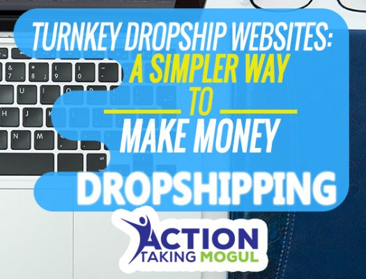 turnkey dropship websites