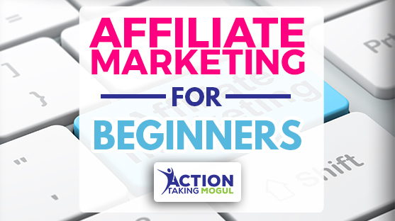 feature image for Affiliate Marketing for beginners