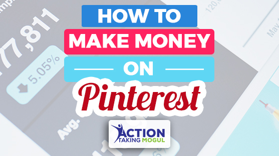 feature image for How to make money on pinterest