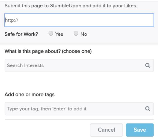 How To Get Traffic From StumbleUpon